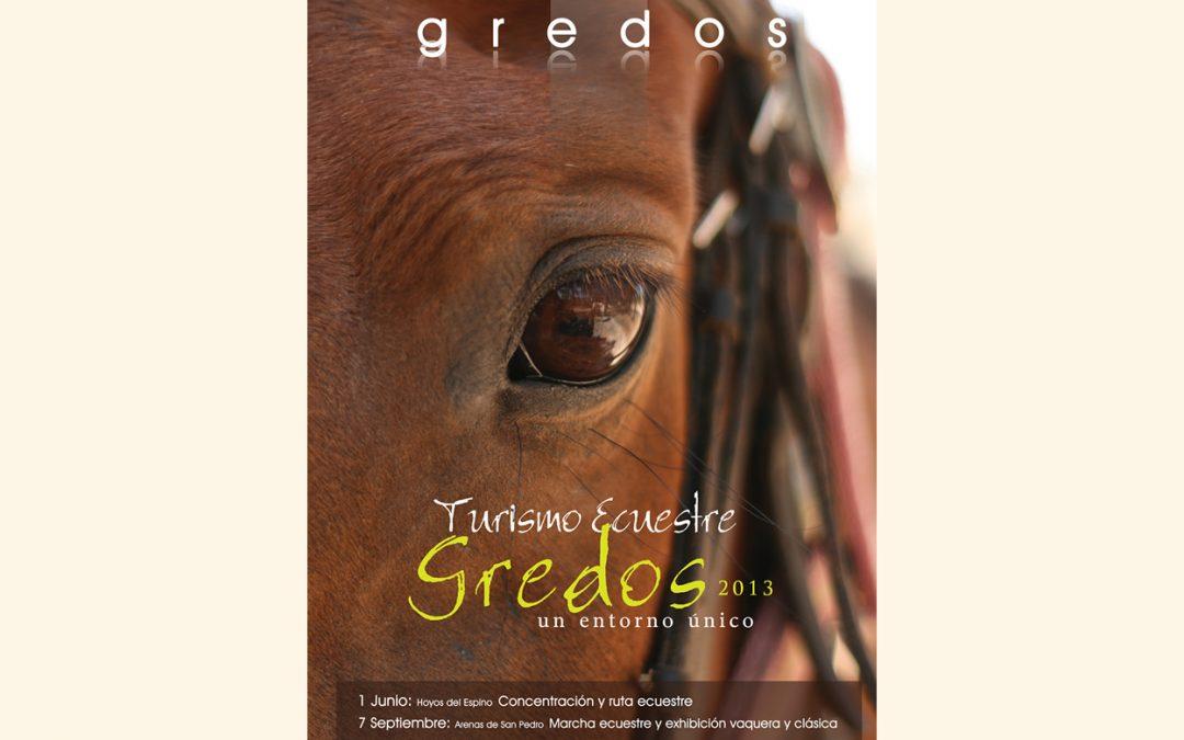 I Concentración Ecuestre en Gredos 1 de junio 2013