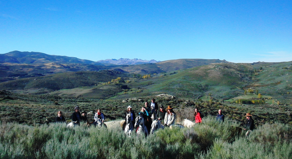 Fin de semana: Hoyos del Espino-Hoyocasero