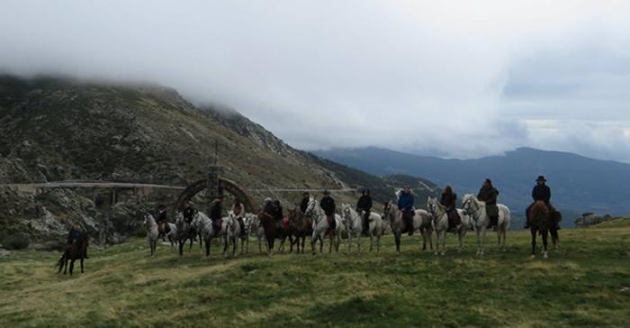 Fin de semana: Hoyos del Espino-San Esteban del Valle