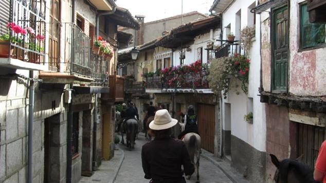 Fin de semana: Hoyos del Espino – Las 5 Villas