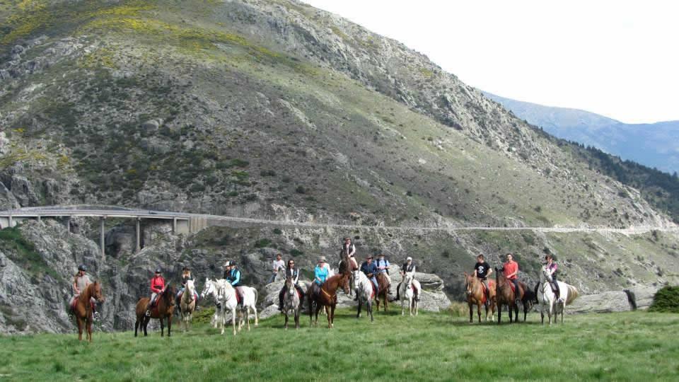 Valles de Gredos 4 días