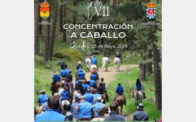 VII Concentración a Caballo en Gredos 25 de mayo 2019