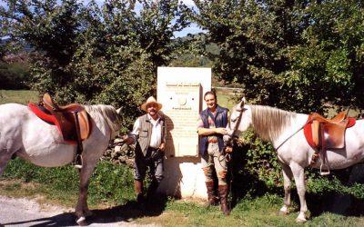 Camino de Santiago a caballo-Otoño 2015