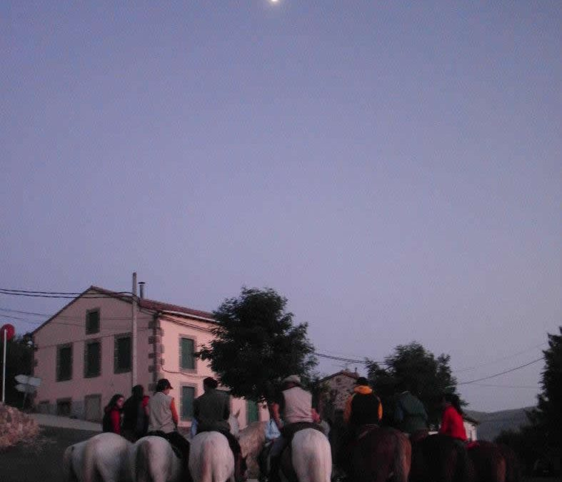 Rutas Nocturnas 2013